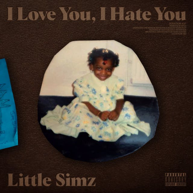 I Love You I Hate You by Little Simz